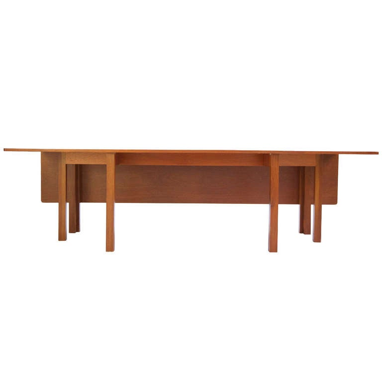 Alvaro Siza Dining Table Console Table For Sale At 1stdibs