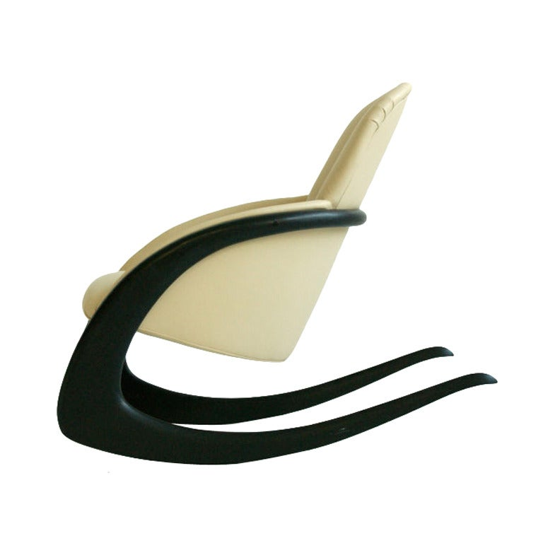 Wendell Castle Crescent Rocker