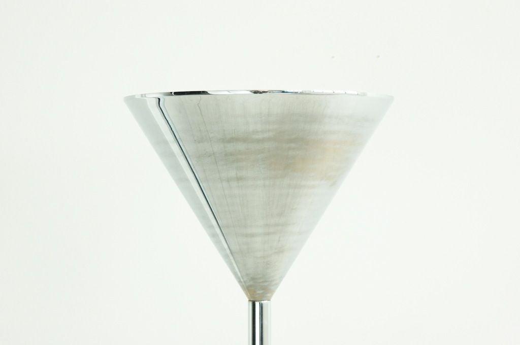 Mid-Century Modern Reggiani Floor Lamp For Sale