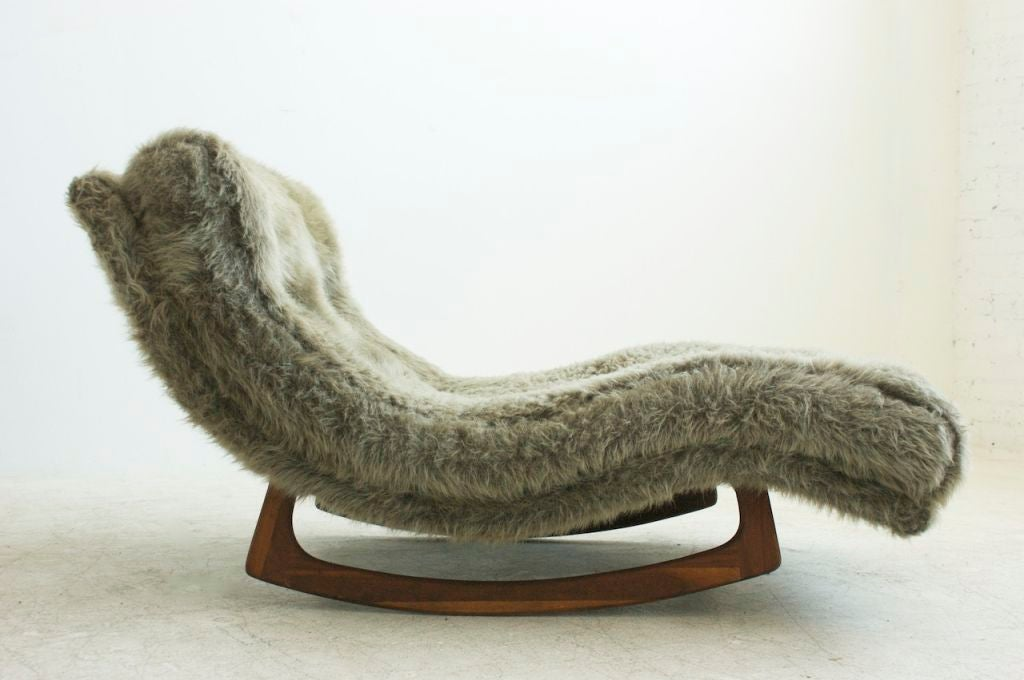 ADRIAN PEARSALL 2 : adrian pearsall rocking chaise - Sectionals, Sofas & Couches