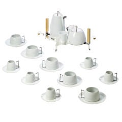 """Alvaro Siza"" Tea Set"