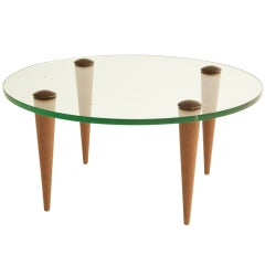 Gilbert Rohde Cocktail Table