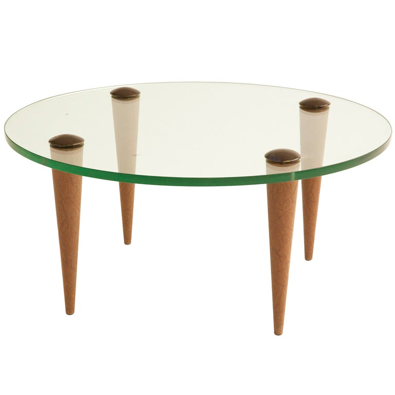 Gilbert Rohde Cocktail Table for Herman Miller For Sale