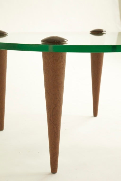 American Gilbert Rohde Cocktail Table for Herman Miller For Sale