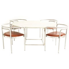 Poul Kjaerholm Dining Set