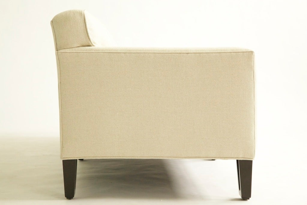 Art Deco Edward Wormley Sofa For Sale