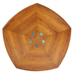 Coffee Table by Edward Wormley and Otto Natzler