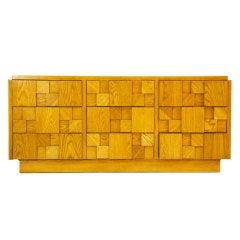 Sculptural Front Dresser