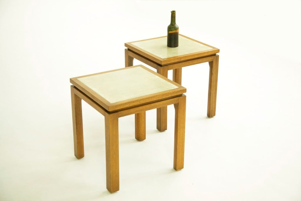 Mid-20th Century Harvey Probber End Tables For Sale
