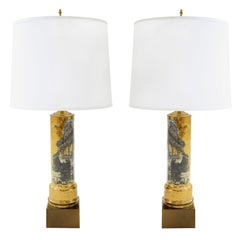 Pair of Lamps