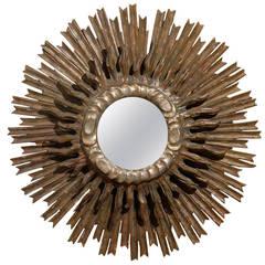 French Starburst Mirror