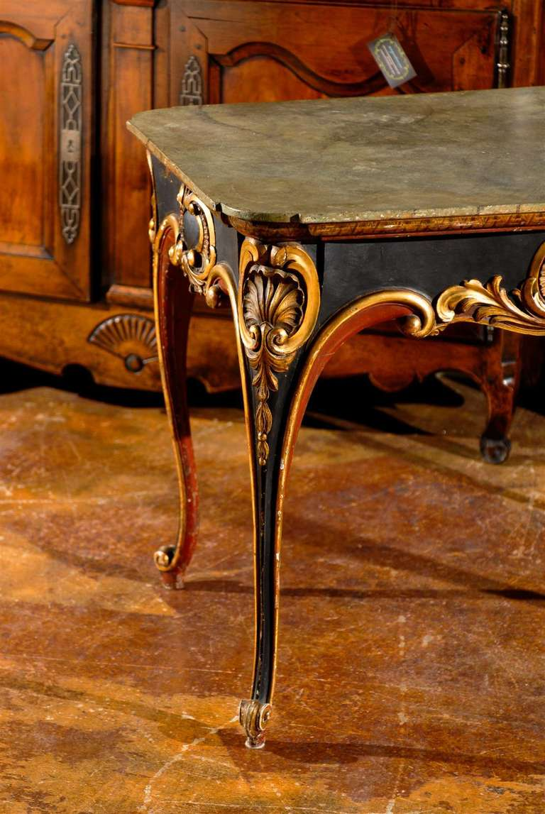 Superb louis philippe xv style table at 1stdibs for Table louis philippe