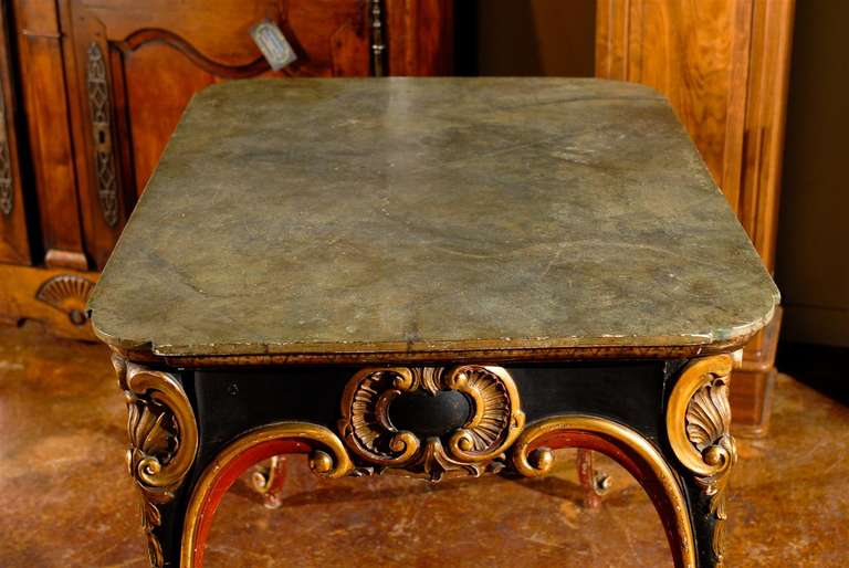 Superb louis philippe xv style table at 1stdibs - Table ronde style louis philippe ...