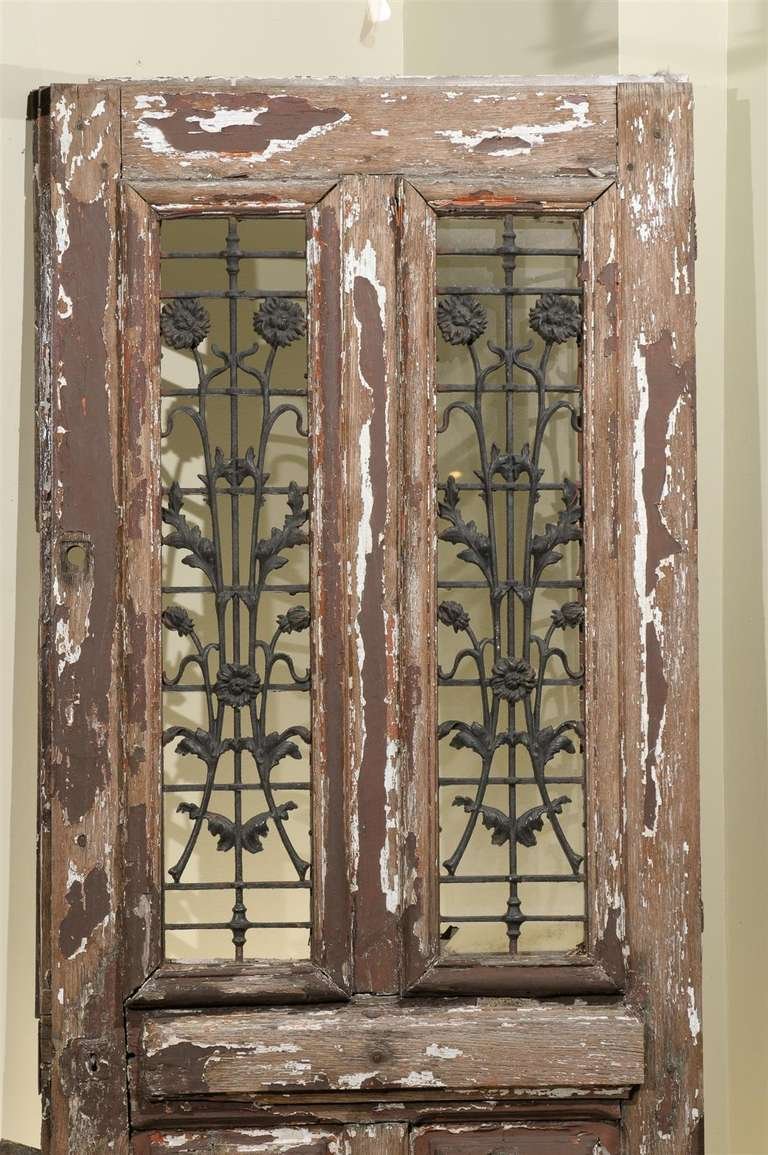French double door at 1stdibs for Double french doors for sale