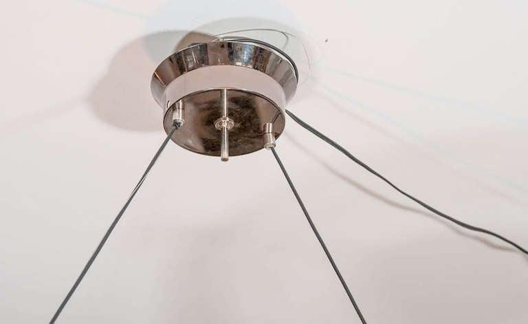 Murano Glass Pendant Attributed to Mazzega 3