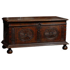 Early 18th Century French Coffer