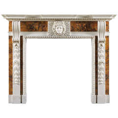 Antique George II Fireplace Mantel after William Kent