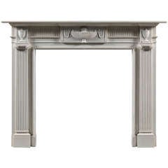 Stourton Reproduction Fireplace Mantel