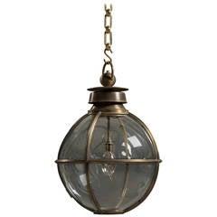 Morton Globe Lantern