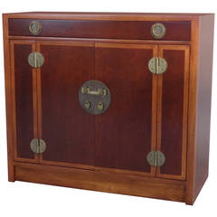 Edward Wormley Asian Inspired Chest
