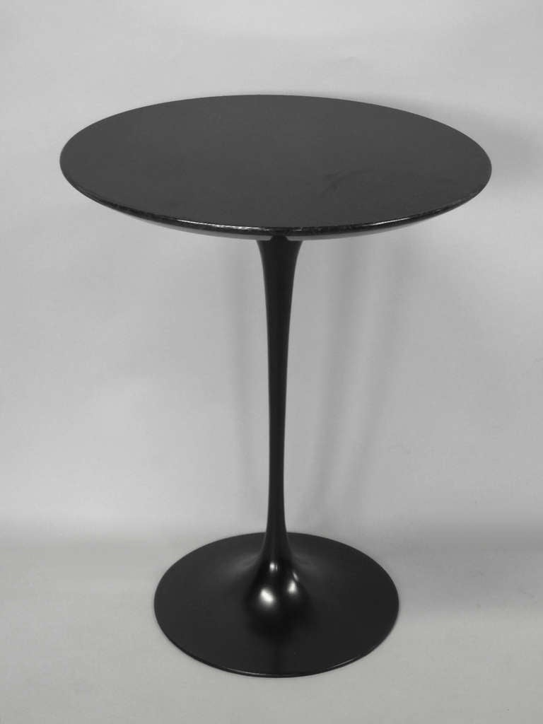 eero saarinen tulip table for knoll at 1stdibs. Black Bedroom Furniture Sets. Home Design Ideas
