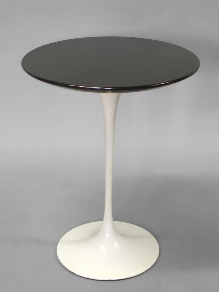 Eero Saarinen Tulip Table For Knoll At 1stdibs