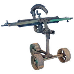 Early 20th Century Agricultural Lawn Sprinkler