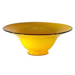 Loetz - Michael Powolny design Art Glass bowl