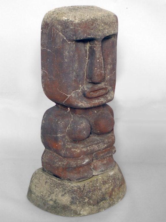 Outdoor Tiki Statues Outdoor Cement Tiki Statue