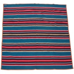 Early Label Wool Indian/Trade Blanket by Pendleton