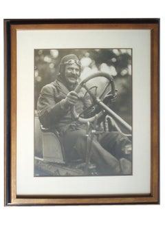 Historic Early Race Car Photo