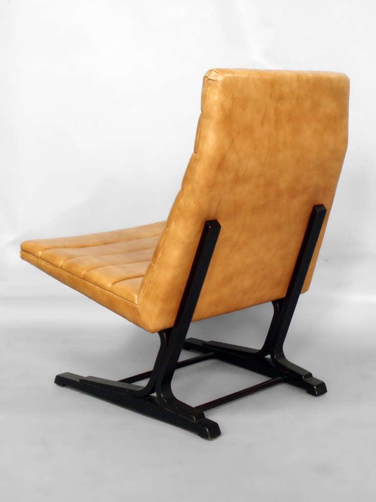 Edward Wormley inspired Roger Sprunger for Dunbar Chair 3