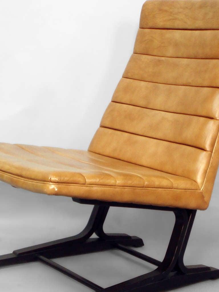 Edward Wormley inspired Roger Sprunger for Dunbar Chair 4