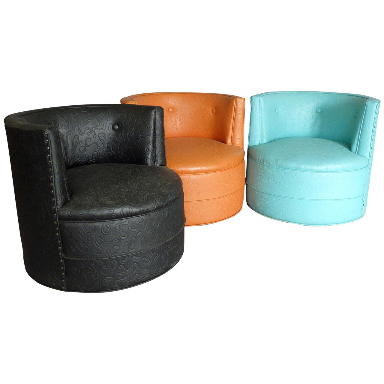 Barrel Swivel Chairs Bing images
