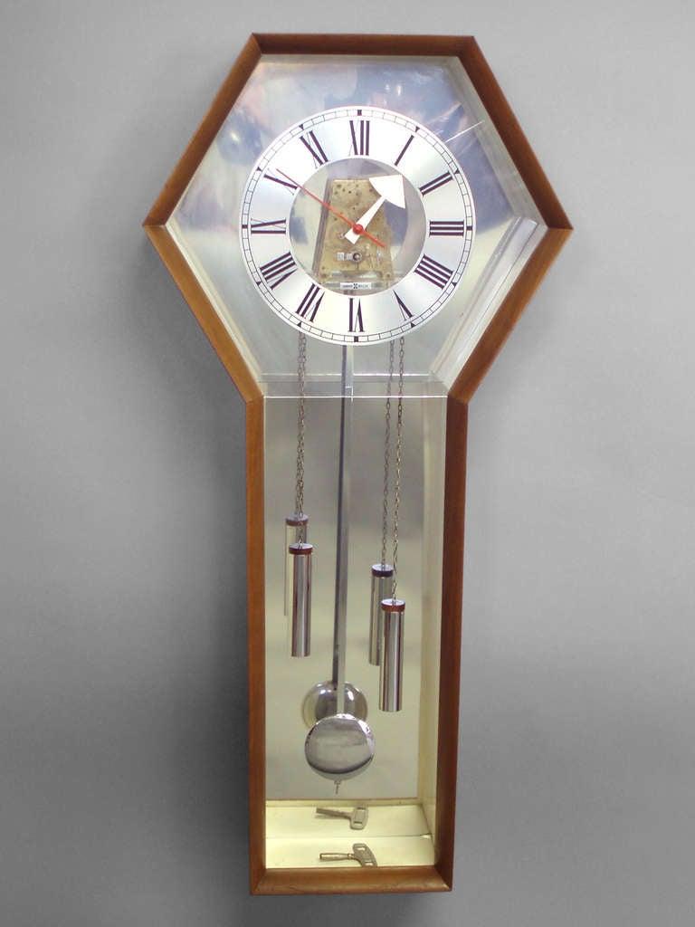 Howard miller wall clock howard miller mantel clock howard george nelson howard miller walnut case wall clock 2 howard miller wall clock amipublicfo Gallery