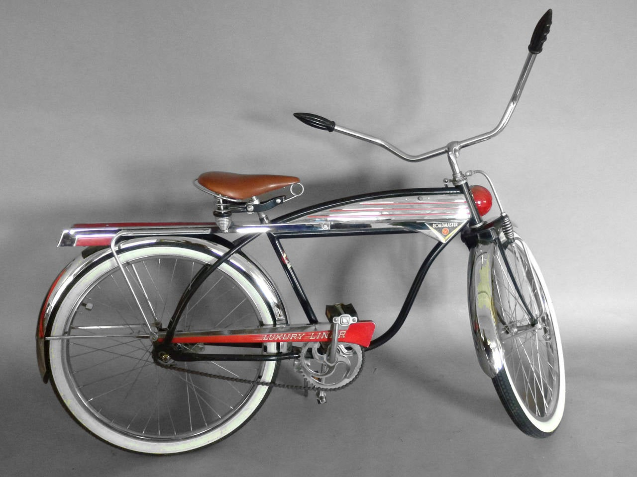 AMF Luxury Liner Roadmaster Balloon Tire Bicycle For Sale