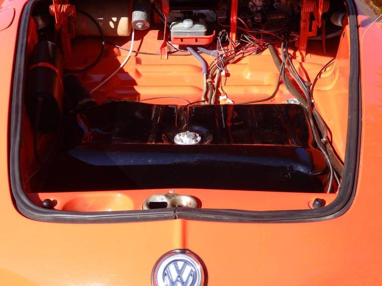 1972 Volkswagen Ghia By Karmann Convertible At 1stdibs