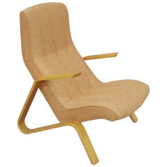 Early Production Grasshopper Chair by Eero Saarinen for Knoll