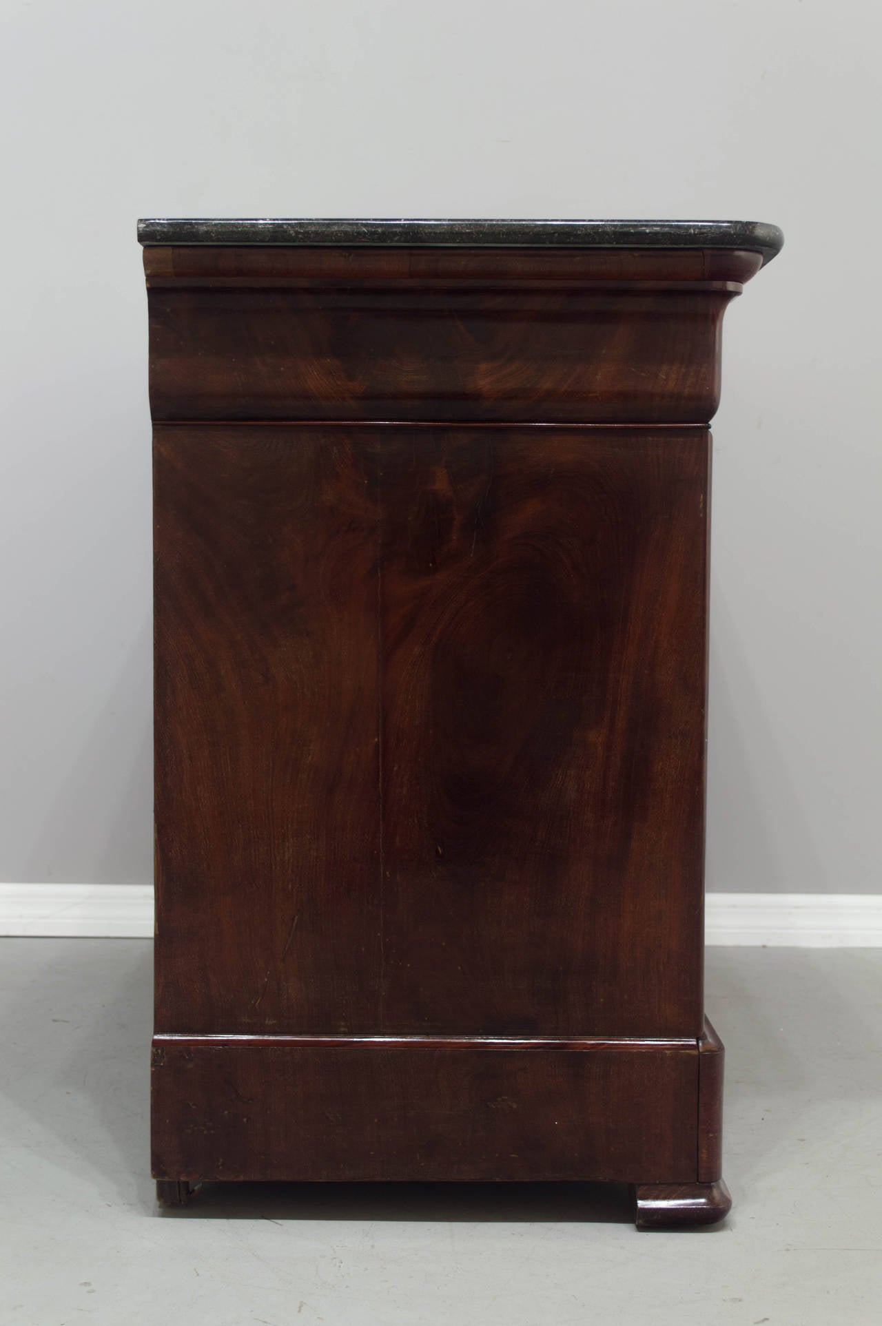 19th century louis philippe mahogany commode or secretaire at 1stdibs