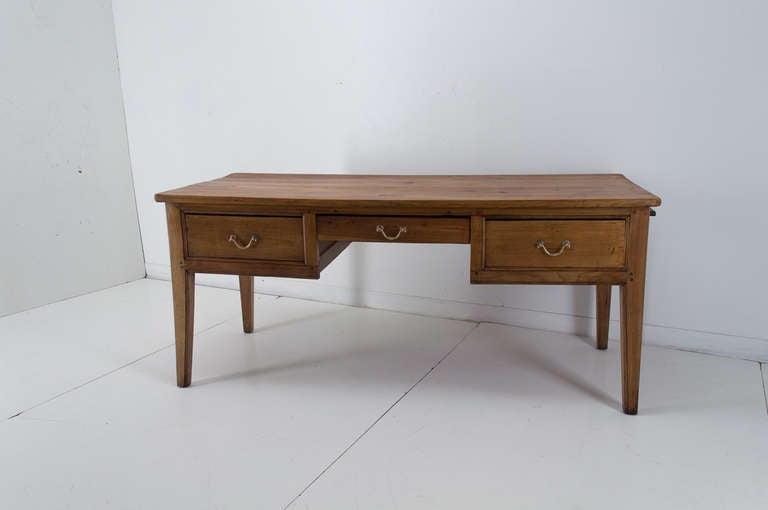 19th c French Country Desk at 1stdibs