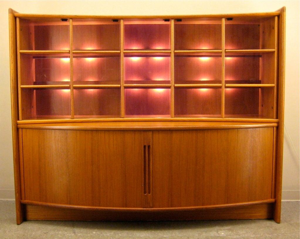 28 modern display cabinet mid century modern teak display modern display cabinet modern display cabinet at 1stdibs