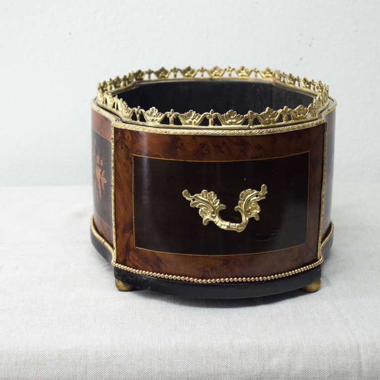 19th c french napoleon iii jardini re or planter at 1stdibs for Jardiniere napoleon 3