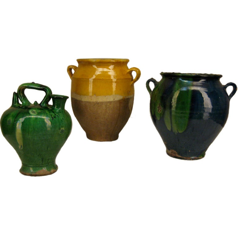 19th Century French Pottery At 1stdibs