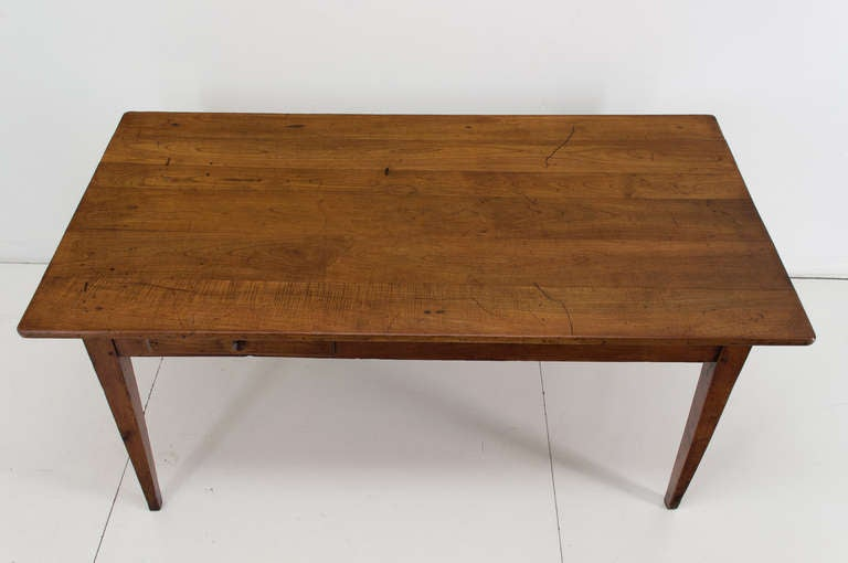 Late 19th c French Farm Table at 1stdibs : DSC1249l from www.1stdibs.com size 768 x 510 jpeg 25kB