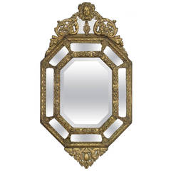 19th Century French Renaissance Style Mirror
