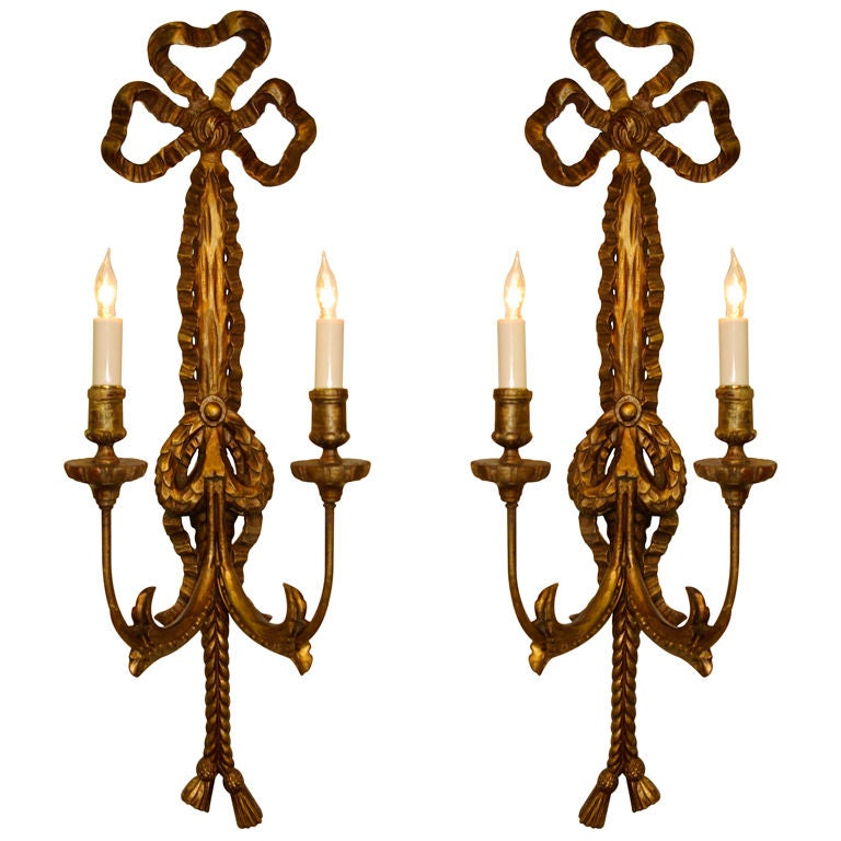 candelabra wall sconce - 28 images - vintage pair of ornate electric candelabra wall sconces ...