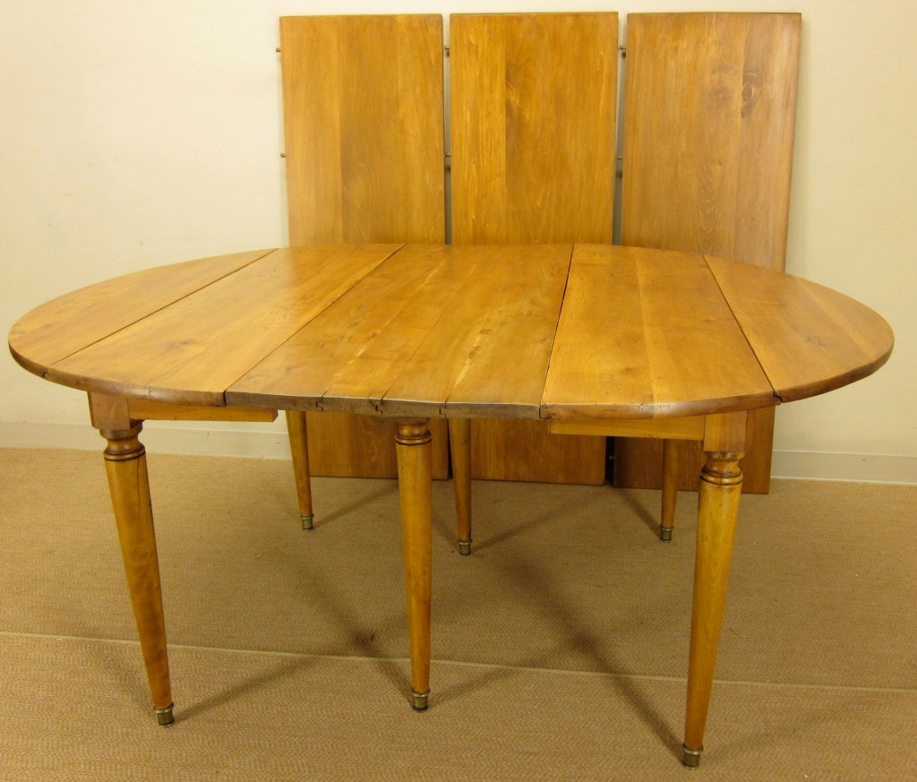 French country empire dining table at 1stdibs for French country dining table