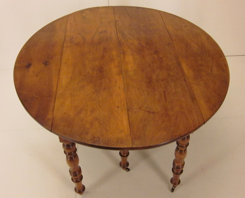 French period louis philippe dining table at 1stdibs for Table ronde louis philippe