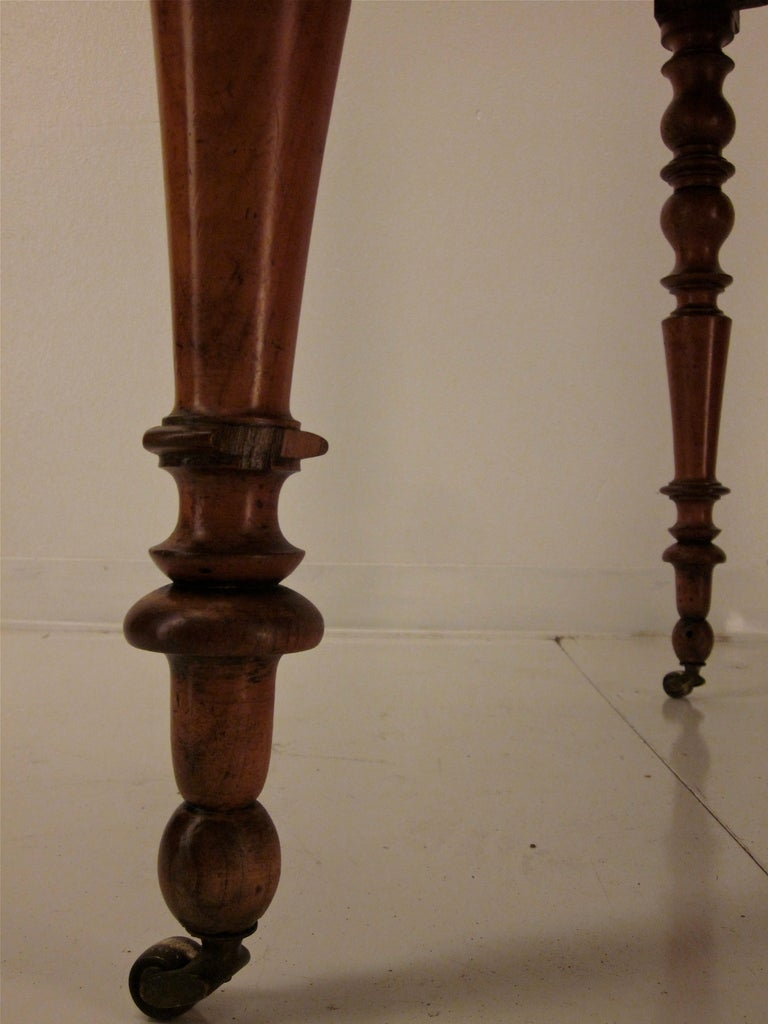 Early 20th french louis philippe style dining table at for Table louis philippe