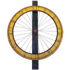 Painted Gaming Wheel